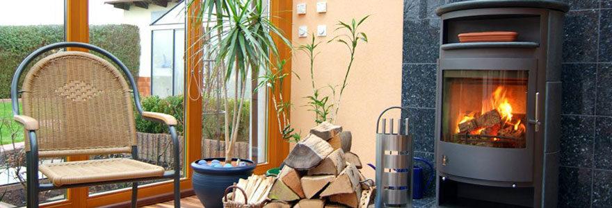Installer un poêle à granulés chez soi