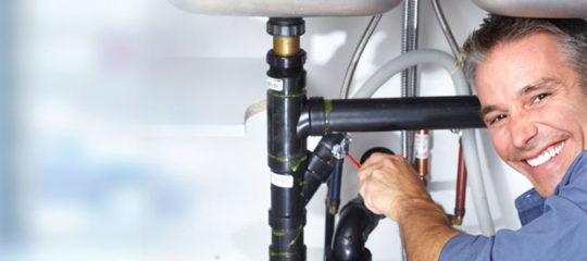 Obtenir un service de plomberie