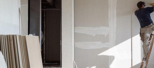 restauration de bâtiments