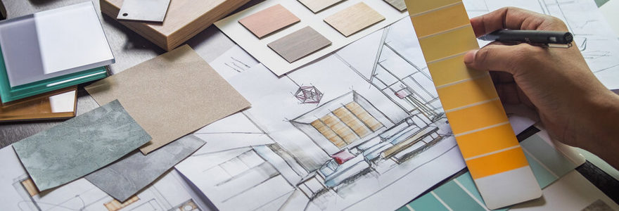 architecte d'intérieur
